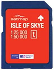 Satmap GPS System Karte 1:25000 & 1:50000 Großbritannien (1)