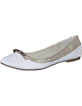 Maggie's Boutique, Ballerine donna Bianco Bianco sporco