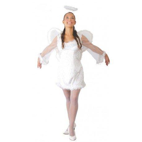 Imagen de partydisfraces  disfraz de ángel para mujer