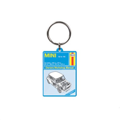 haynes-manual-mini-cooper-car-metal-keyring