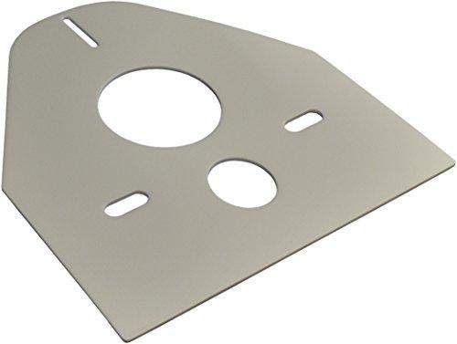 sanicomfort 1237500 Schallschutz-Set für Wand-WC und Bidet -