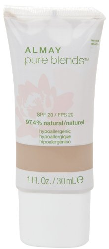 Almay Pure Blends Foundation (220 - Neutral) 30ml