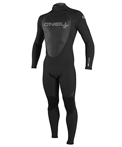 O'Neill 2017 Epic 3/2mm Back Zip GBS Wetsuit BLACK 4211