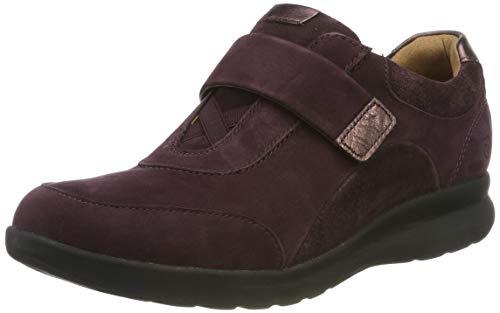 Clarks Un Adorn Lo, Zapatos Cordones Derby Mujer