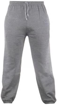 Sconosciuto Generic - Pantaloni Sportivi - Uomo Grey 2XL