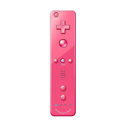 GOZAR Motion Plus Remote Controller Für Wii & Wii U Lovely Pink