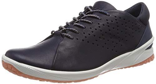 ECCO Damen BIOMLIFE Sneaker, Blau (Marine 1038), 37 EU -