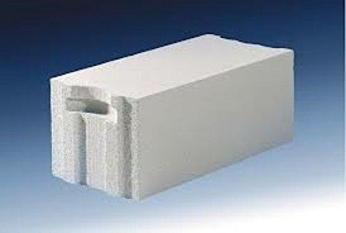 1 Palette Porenbeton Plansteine PP2/0,4 - 365 x 250 x 600 mm / 2,39 qm / 0,871 cbm je Palette 16 Steine