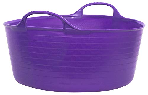 Tubtrugs sp5p Flexible violett Extra Klein 5Liter/1,3Liter Kapazität -