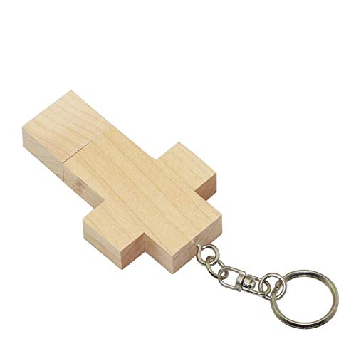 16GB Holz - Kreuz Modell USB Flash Drive USB - Stick Pen - Drive USB - Stick Pen - Drive USB - Stick USB - Flash - Festplatte Memory Stick Stick USB - Flash - festplatten Flash Card