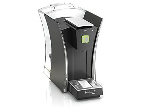 SPECIAL.T by Nestlé MY.T CHROME machine à thé avec capsules Argent