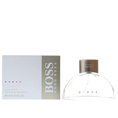 Hugo Boss Boss Woman, Eau de Parfum, 1er Pack (1 x 90 ml) -