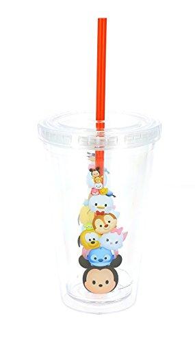 tsum-tsum-bicchiere-con-cannuccia
