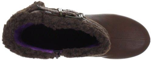 Blowfish Byner Wedges Bootie BF2408 AU12, Boots femme Marron-TR-H5-324