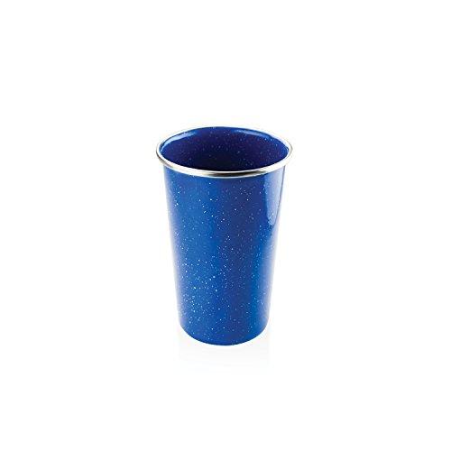Becher 500 ml (blau) ()