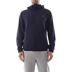 CK PERFORMANCE 00GMF8O508 Wind Jacket Vestes ET Blousons Homme Evening Blue S