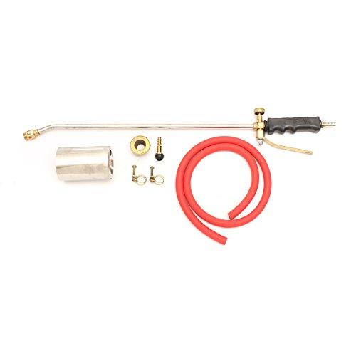 Tutoy Propano Butano Gas Calefacción Soldadura Antorcha Quemador Llama Máquina Regulador Roofer...