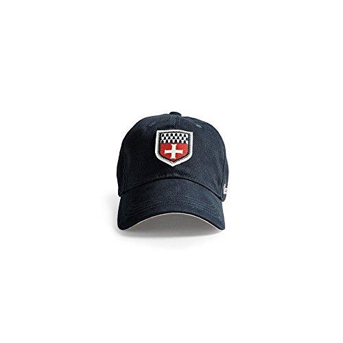 Preisvergleich Produktbild Rote Kanu Cap aus Buchenholz,  Marineblau