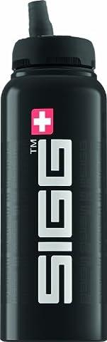 Sigg Trinkflasche Net Siggnificant, Black, 1.0 Liter, 8362,70