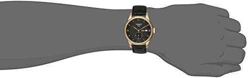 9390529a0 Tissot Men's T0064283605801 Le Locle Analog Display Swiss Automatic Black  Watch