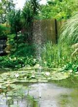 Smart Solar 500 Pompe à eau pour fontaine, étang, bassin avec système de jet d'eau