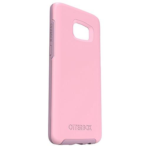 OtterBox Symmetry sturzsichere Schutzhülle für Samsung Galaxy S7 Edge Paris Blush, pink - Paris Blush