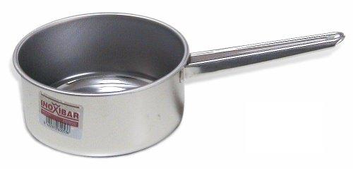 Inoxibar Stieltopf, Edelstahl, 12 cm - Kleinen Topf