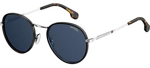 Carrera Sonnenbrillen 151/S Silver Black/Blue Unisex