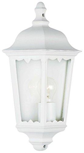 Drei Licht-wand-streifen (Seitliche Wand halbe Powermaster 3 Windlicht weiß IP43)