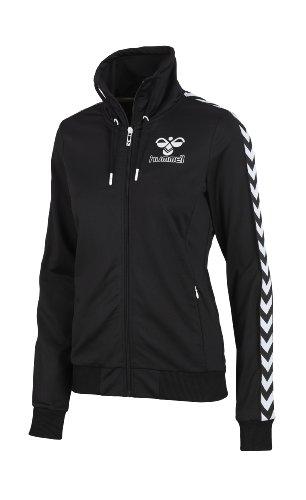 Hummel veste zippée ulva aW12 pour femme Noir - noir
