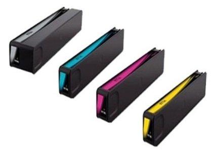Preisvergleich Produktbild Prestige Cartridge HP 970XL HP 971XL 4-er Pack Druckerpatronen für HP Officejet Pro X451dn, X451dw, X476dn, X476dw, X551dw, X576dw, schwarz / cyan / magenta / gelb