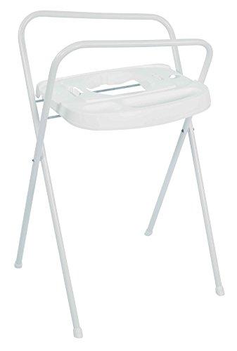 bébé-jou 220501 Wannenständer CLICK, 103 cm, weiß