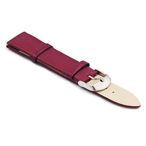 Uhrenarmband Strap armbänder Henziy-Uhrband-Straps15674 für Uhren Echtes Leder Gürtel Uhrenarmbänder 16mm 18mm 20mm 22mm Uhr Zubehör Männer Frauen Braun Schwarz Weiß -