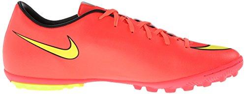 Nike Mercurial Victory V Tf, Chaussures de football homme Multicolore (Hypr Punch/Mtlc Gld Cn-Blk-Vlt)