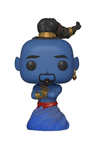 Funko- Pop Vinilo: Disney: Aladdin (Live Action): Genie Figura Coleccionable, (37026)