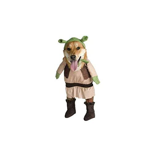 Shrek Dog Costume Deluxe L 4