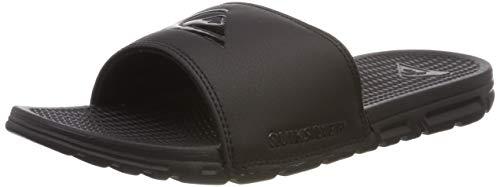 Quiksilver Shoreline, Zapatos de Playa y Piscina para Hombre, Negro Black/Grey Xkks, 42 EU