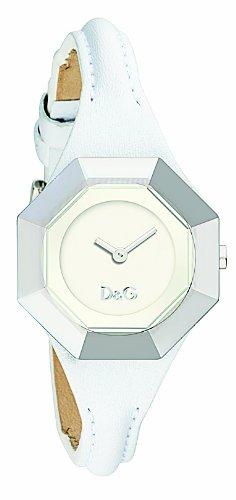 Dolce & Gabbana - DW0284 - Montre Femme - Analogique - Bracelet Cuir