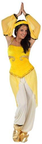 Atosa - Disfraz de árabe para mujer, talla M (M/L) (5699)