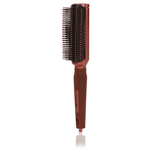 Stil-Haarbürste- Für einfaches Styling 9 řad Ihrer Haare Haarbürste für Frauen Lange, dicke,...