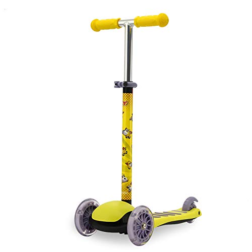 Scooter Per Bambini 2-3-4-5-6 Tapis Roulant A Tre Ruote