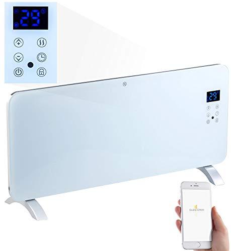 Angebot: Sichler Haushaltsgeräte Elektro Heizung: Konvektor-Heizung mit App, für Amazon Alexa & Google Assistant, 2000 W (WLAN Heizung) für nur 103,40 € statt bisher 169,90 € auf Amazon