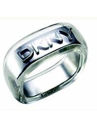 DKNY Damen-Ring Edelstahl Gr. 51 (16.2) - NJ1141040505