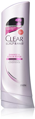 Clear Scalp & Hair Conditioner, Damage & Color Repair 12.7 Ounce by CLEAR