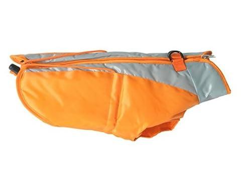 Martin-Sellier - Manteau pour chien - Martin orange & gris (42cm)