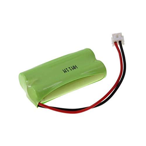 Powery Batterie Rechargeable pour BabyPhone Tomy Digital Plus TD300, 2,4V, NiMH [ Batterie pour Babyphone ]