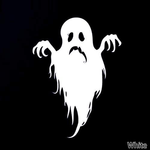 Wandtattoos Wandsticker 1 / Pc Scary Ghost Halloween Wohnzimmer Wand-Dekor Aufkleber Pvc Selbstklebende Für Haus Decration Neue Ankunft Fashion44X33Cm
