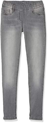 s.Oliver s.Oliver Mädchen Jeans 66.808.71.3358 Grau (Grey/Black Denim Stretch 95z2) 134/REG