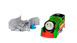 Thomas & Friends - Locomotora con Accesorios Turbo Percy Pack, Tren de Juguete Niños +3 Años (Mattel FPW70)