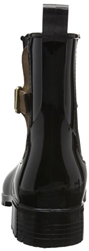 Tamaris - 25410, Stivaletti Donna Nero (Black/Cognac 023)